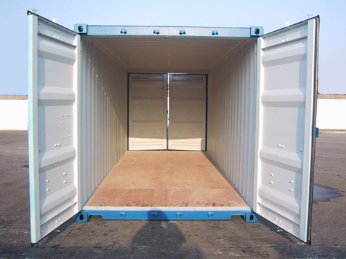 Double-Door-Container