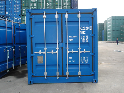 20´- Side-Door-Container